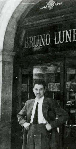 Non avendo figli, Giulio Ferrari cerca un successore a cui affidare il suo sogno.   Fra i tanti pretendenti sceglie Bruno Lunelli, titolare di un'enoteca a Trento. Grazie alla passione e al talento imprenditoriale, Bruno Lunelli riesce a incrementare la produzione senza mai scendere a compromessi con la qualità.