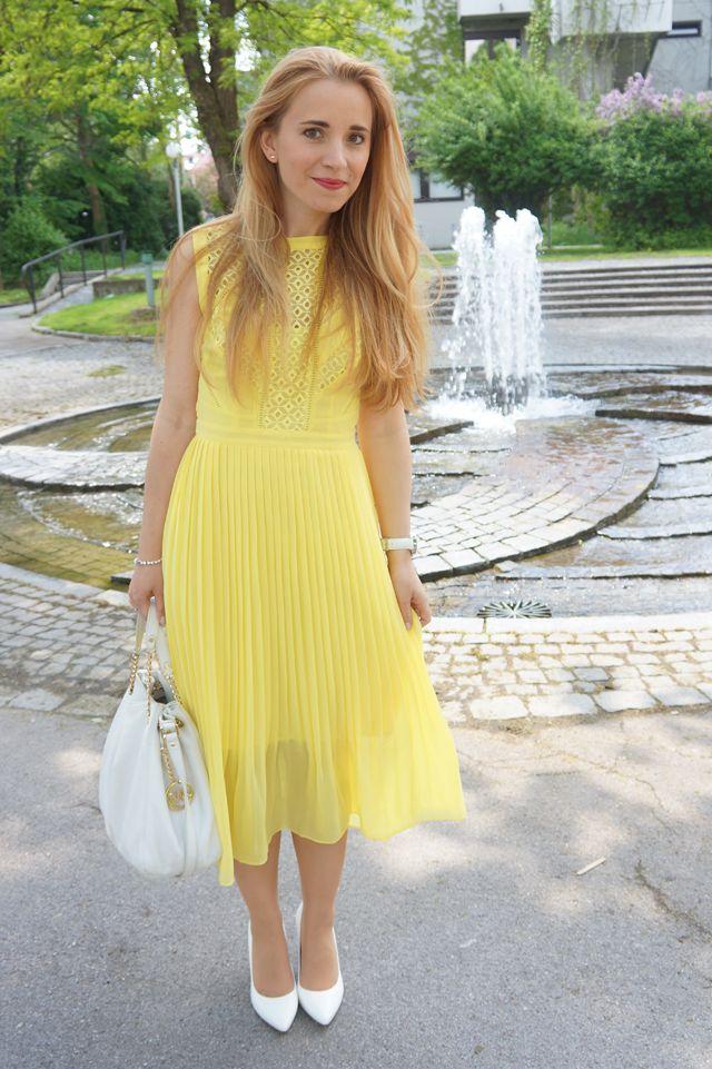 Outfit: Hochzeitsgast - Kleid 2 - GlamourSister.com