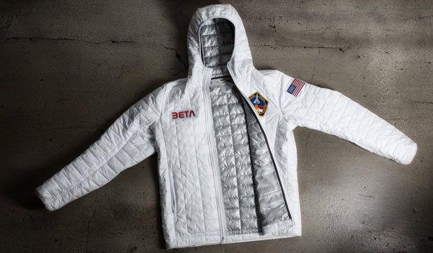 Betabrand lan�a jaqueta inspirada nos traje espaciais da NASA