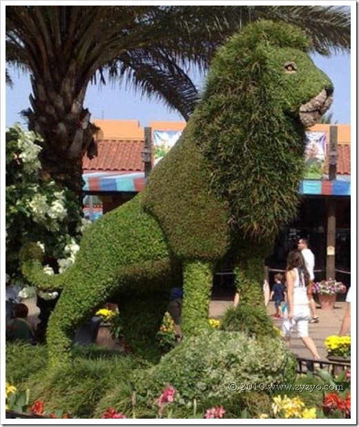 Amazing Topiary: 92 Best Images About Topiary Art On Pinterest