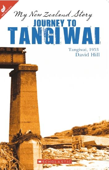 Product: My NZ Story: Journey to Tangiwai - Book - School Essentials