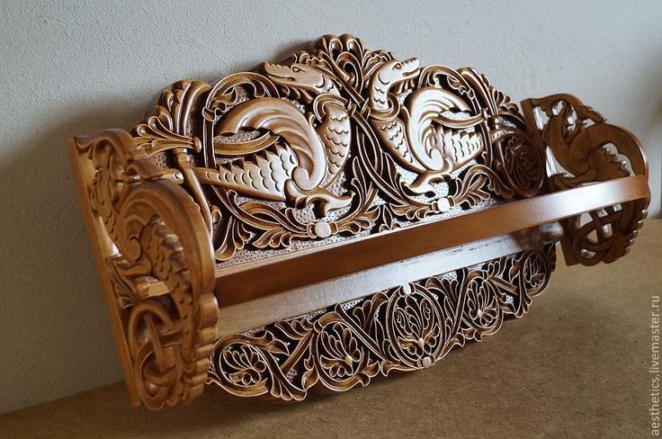 #Russia, #wood carving, #regiment, amazing, #Russian carver #Vladimir Kolesyankin http://www.livemaster.ru/aesthetics