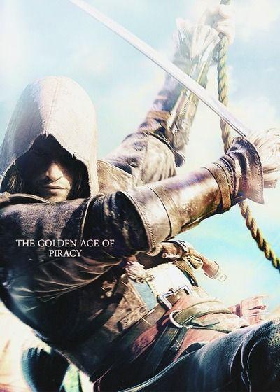 Assassin's Creed IV Black Flag. Edward Kenway <3
