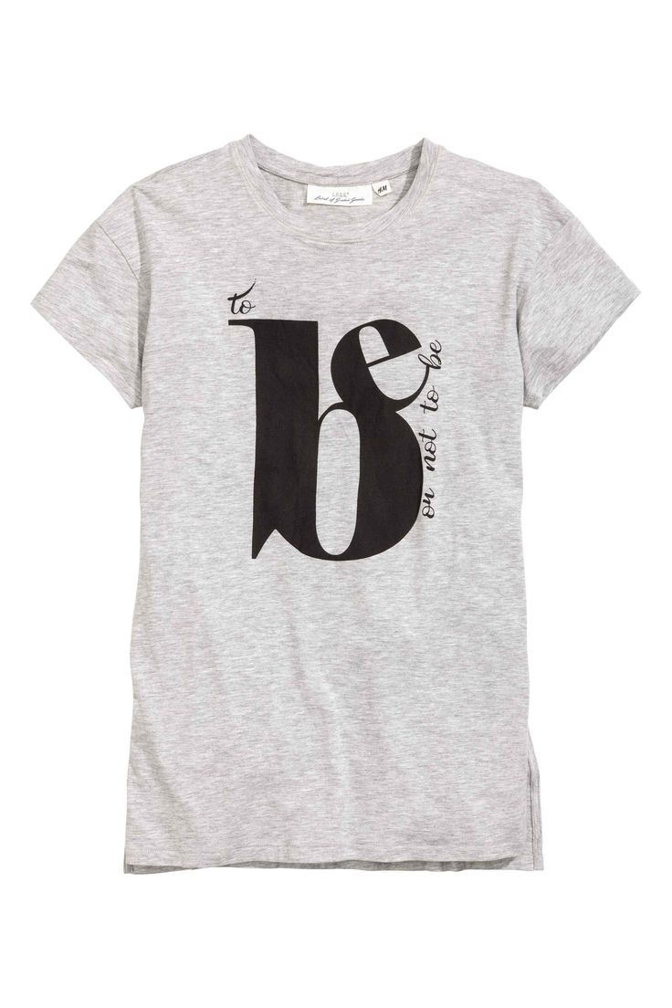 T-shirt con stampa | H&M