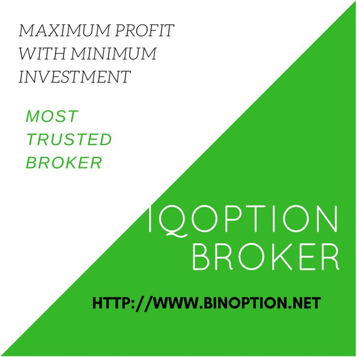 In #binary_options #forex_trading IQ Option is the best #forex_broker #binary_option_broker