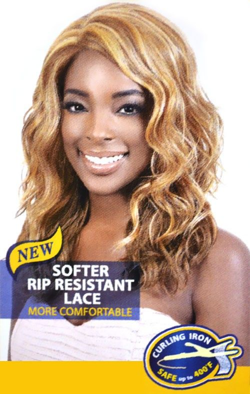 Ebony Wig Selection 60