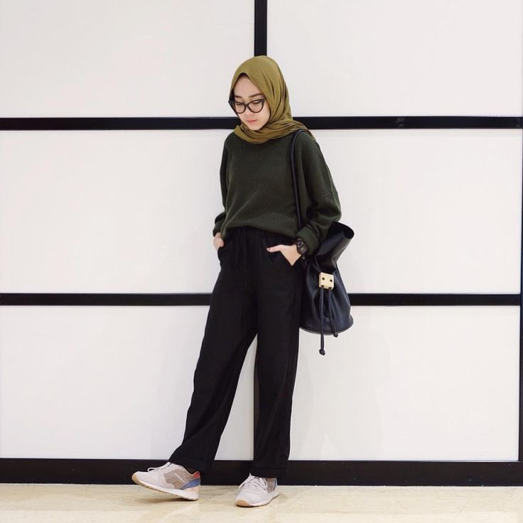 7,820 отметок «Нравится», 41 комментариев — Intan Khasanah (@strngrrr) в Instagram: «My fav comfy pants from @byhijabootdindo »