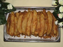 Bakabana (pisang goreng)