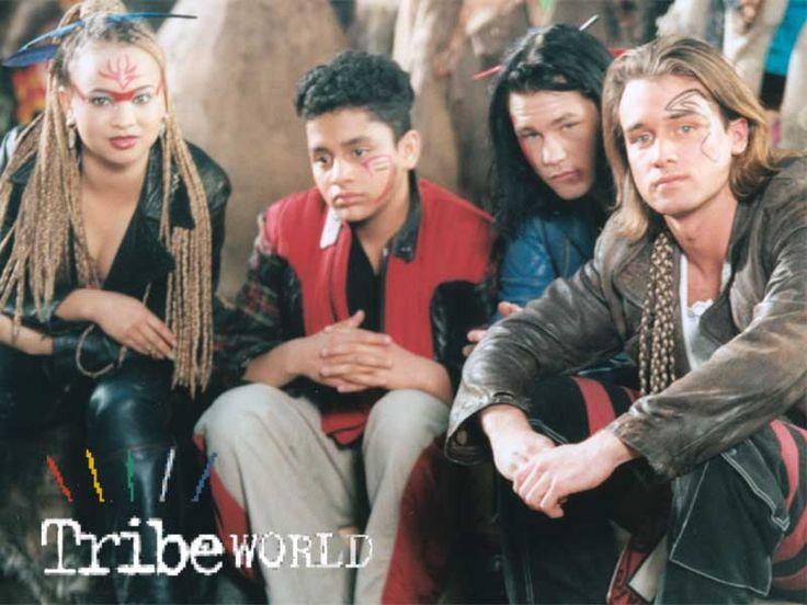 The Tribe -Ebony, Dal, Lex, Bray<3