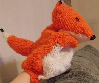 räv. fox