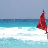 South Florida Beach Flag Warning System