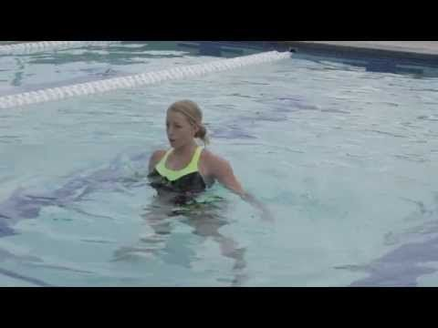 ACE Fit   Fit Life   High-Intensity Interval Training Exercises for the Pool