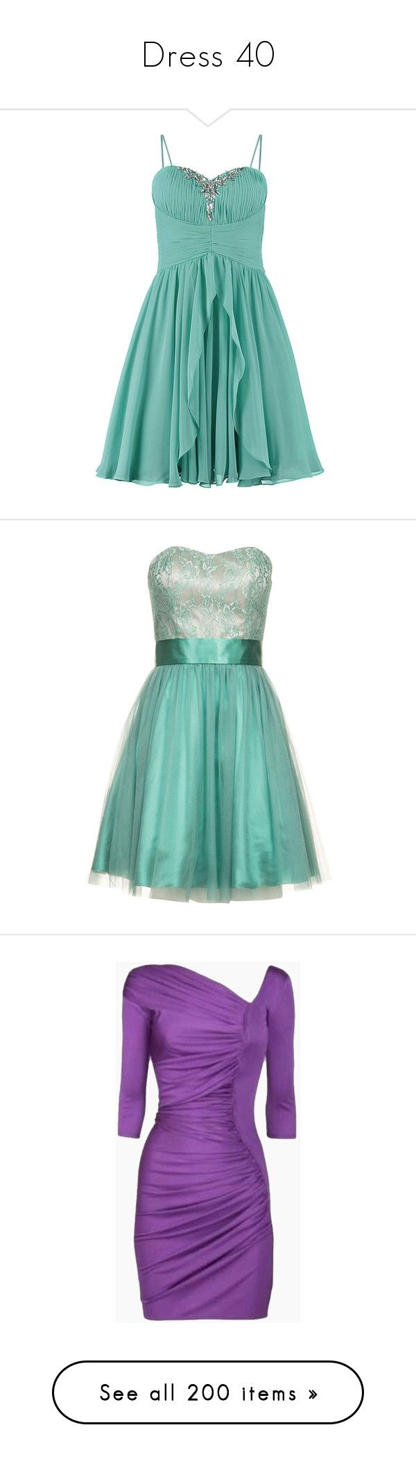 """""""Dress 40"""" by gleeforever95 ❤ liked on Polyvore featuring dresses, short dresses, vestidos, mint, spaghetti strap mini dress, short green dress, short sleeve cocktail dresses, green cocktail dress, green bustier and blue"""
