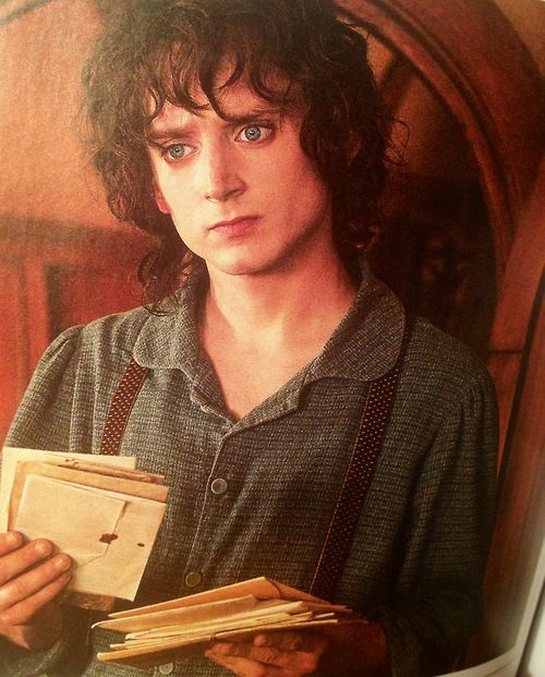 Is it weird that I was more in love with Elijah Wood than I was with Orlando Bloom in LotR?
