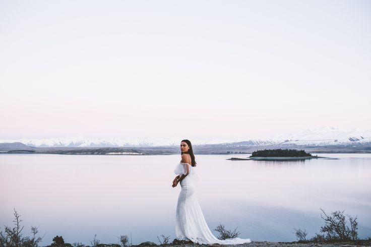 Francis | Grace Loves Lace | The Oracle Editorial #bohoweddingdress #bohemianweddingdress #laceweddingdress #lace