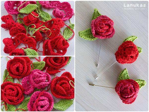 Lanukas: Rosas para Sant Jordi