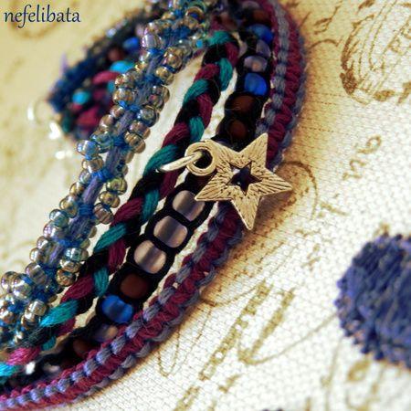 Make a wish... ° boho ° boho chic ° boheme ° hippies ° gypsy ° ethno ° jewelry ° freedom ° joy ° handmade