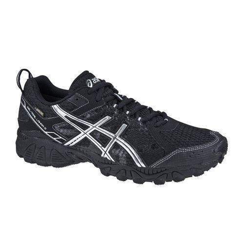 Asics - Gel Trail Lahar 5 Gore Tex Noire Chaussures Trail - T3K3N 9093