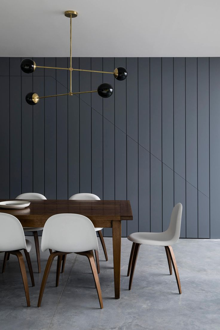 Dining Room | Bronte House by Kate Bell Design | est living