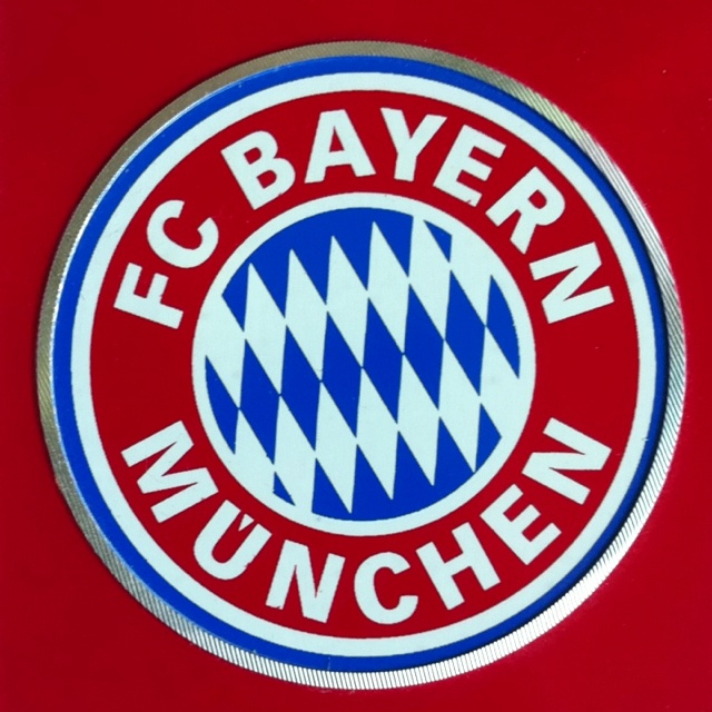 Bayern Munich!!! No.1!