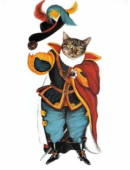 Extrêmement 19 best Chat Botté images on Pinterest | Fairy tales, Cat art and  DZ48