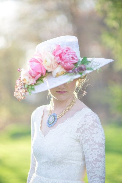 Love!  Read more - http://www.stylemepretty.com/2013/04/30/kentucky-derby-inspired-bridal-shower-shoot-from-lauren-wells-events/