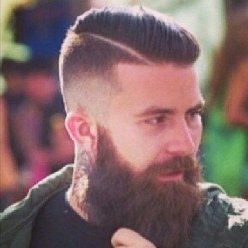 Pictures Of Comb Over Fade With Beard Kidskunst Info