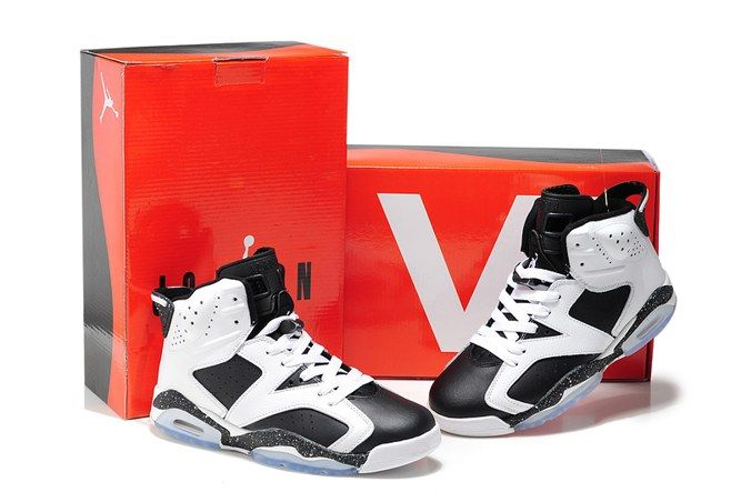 nike 21 heures de mercer - Aaa Air Jordan Vi 6 Retro Mens Shoes White Black Model:N720409861 ...