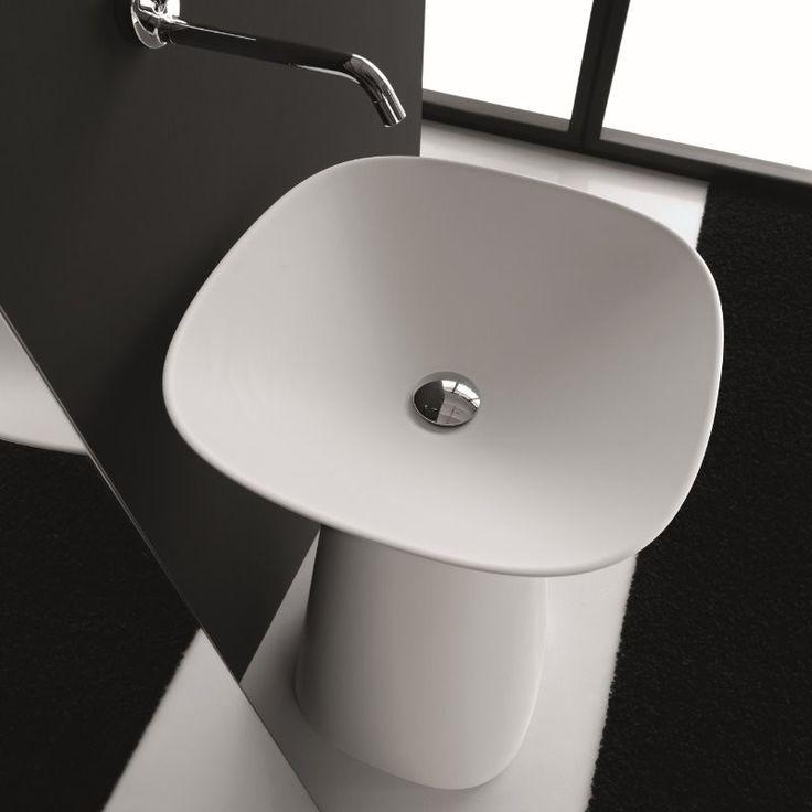 ber ideen zu standwaschbecken auf pinterest waschbecken badezimmer waschbecken und. Black Bedroom Furniture Sets. Home Design Ideas
