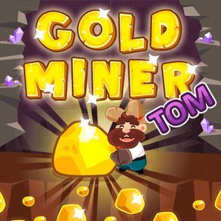 تطبيق لعبة حفار الذهب توم Gold Miner Tom App اون لاين بدون تحميل على موقع العاب ميزو.
