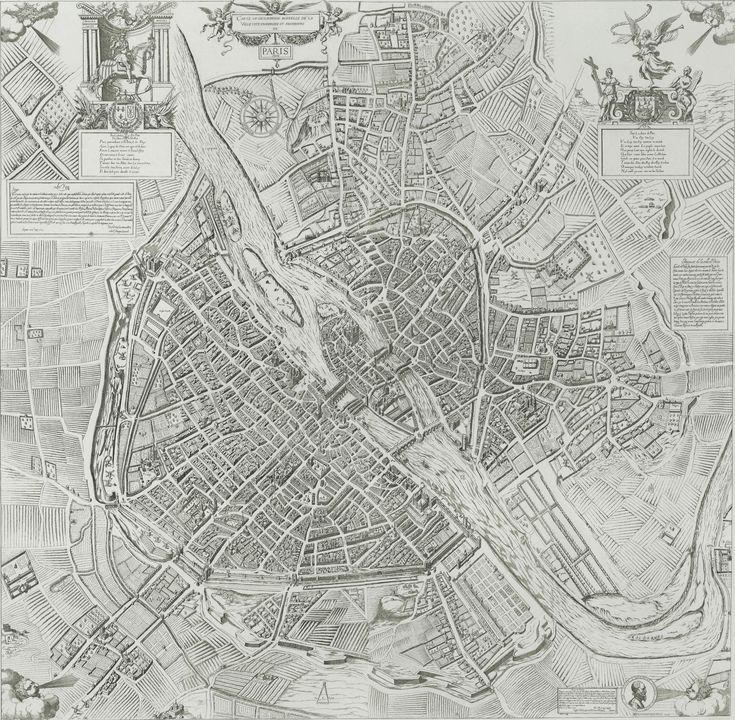 Il y a sur cette page plus de 60 plans de Paris de toutes les époques et en très…