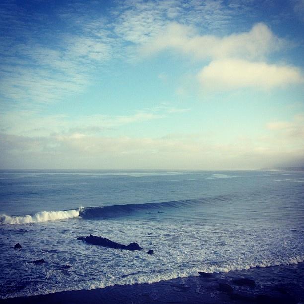 Waves / Punta de Lobos · Pichilemu · Chile 2013