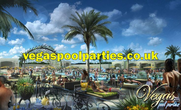 memorial day vegas pool parties