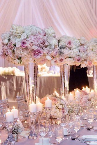 Glamorous Rose Gold Wedding Decor Ideas ❤︎ Wedding planning ideas & inspiration. Wedding dresses, decor, and lots more. #weddingideas #wedding #bridal