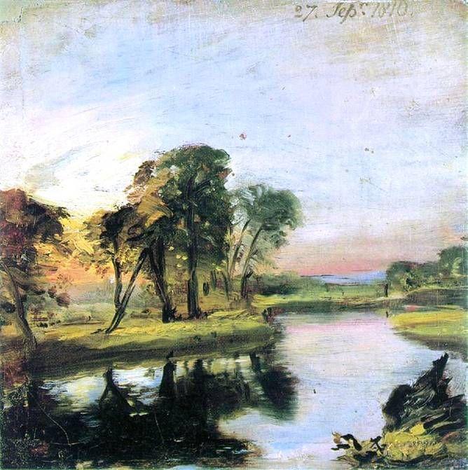 Английские художники 19 века