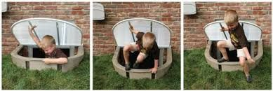 Our Egress systems are easy to use emergency exits that the whole family can use! Even the smallest can quickly get out of the basement in an emergency! Call Long Island Egress Pros at 516.224.7576 for your FREE estimate!  www.egresspro.com #Egress #EgressWindow #EgressWell #EgressPro #Basement
