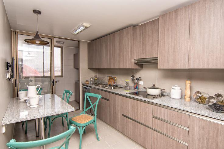 Cocina piloto 158 m2 http://bit.ly/1CV3rOP