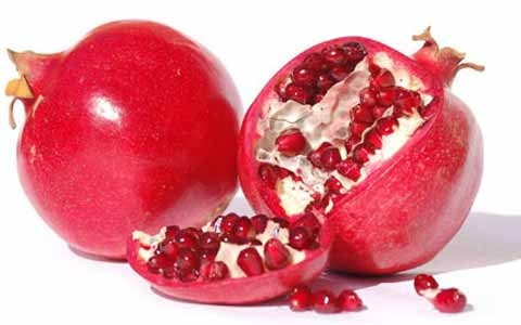 Top 20 Antioxidant Rich Fruits and Veggies (list only)