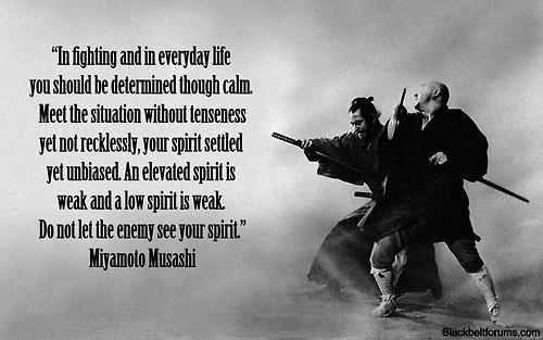 Miyamoto Musashi - After the Samurai class is rendered obsolete, Musashi chooses to devote his life to the perfection of his swordsman skills; He even perfects a style of using two Katanas (samurai swords) to fight.