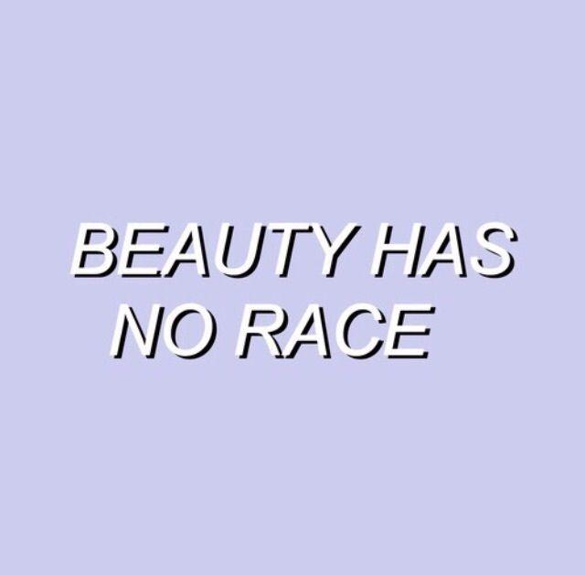 Recadinho necessário para esse sistema social problemático e que impõe padrões de beleza específicos