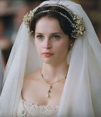 Best Hairstyle For V Neck Wedding Dress : Best 25 wedding dress necklace ideas on pinterest sophia tolli