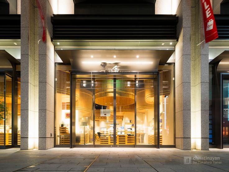 COREDO Muromachi 3 (コレド室町3). /  Architect : Norihiko Dan And Associated (團紀彦建築設計事務所).