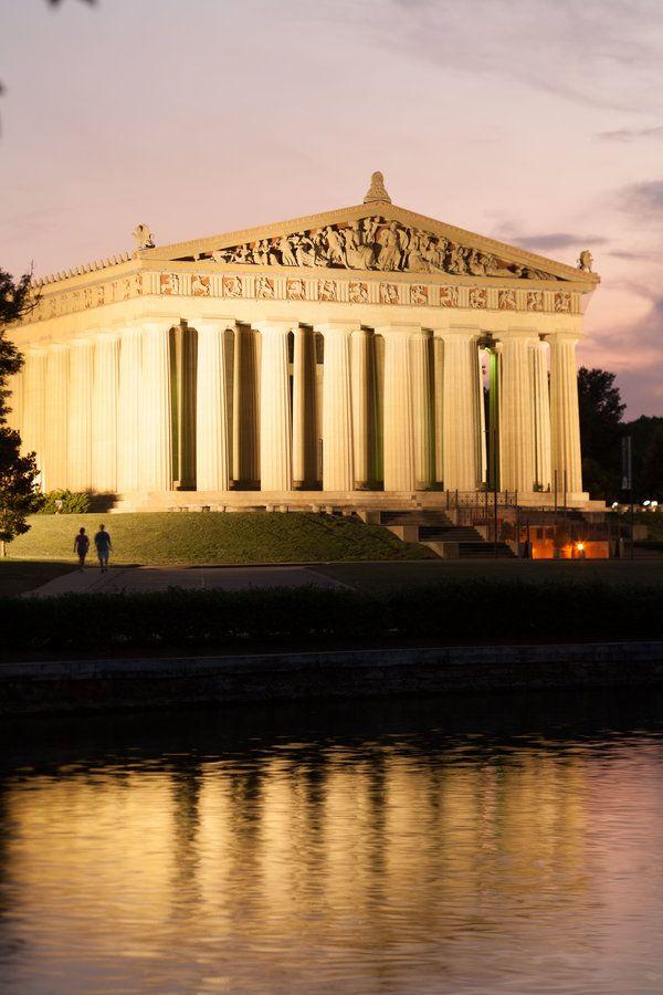 Nashville Sightseeing: The Parthenon