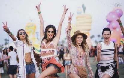 Cómo vestir para ir al festival Coachella: Ideas de Street Style [FOTOS] - Descubre cómo vestir para ir al Festival de Coachella con estos looks de street style