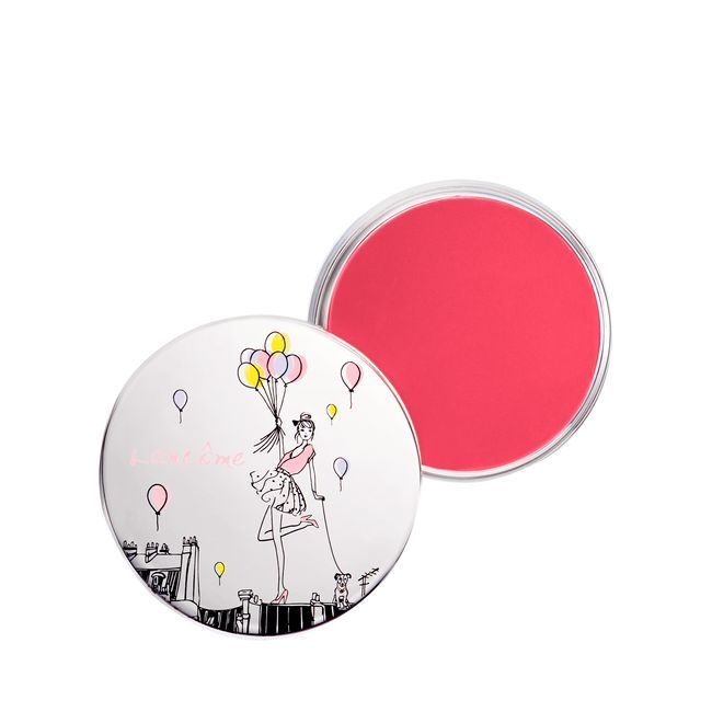 Lancôme, With Love Spring 2016 Collection, My Parisian Blush Limited Edition Round-Like Balloon Shape Bouncy Blush