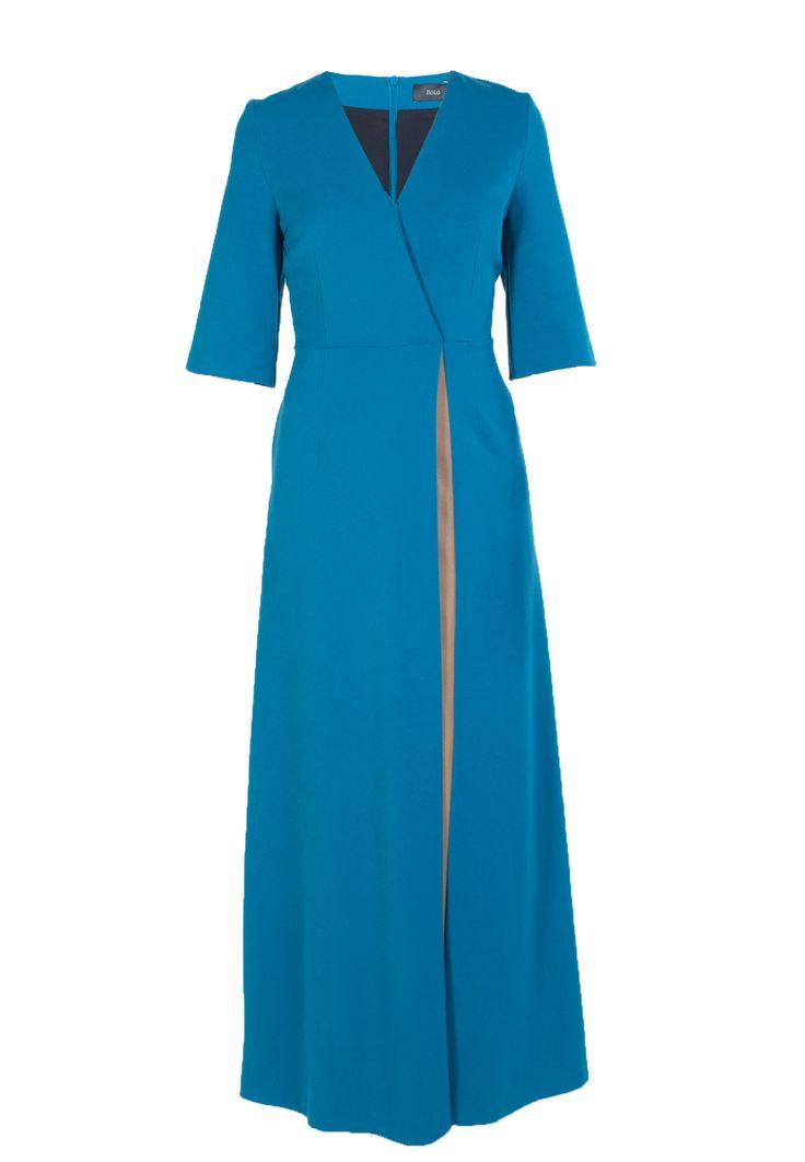 Онлайн-магазин Elyts предлагает купить синее платье NOLO по цене 39830 рублей. Доставка по всей России. Звоните +7 (800) 200-1691.