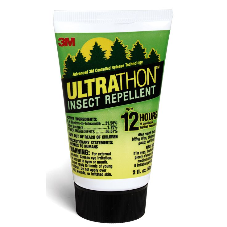 3M 2-ounce Ultrathon Insect Repellent (Personal Insect Repellents), Gardening