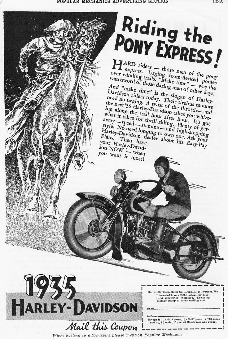 1935 harley davidson harley davidsonpostscars