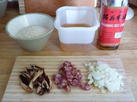 ingredienser til aromatiserede ris