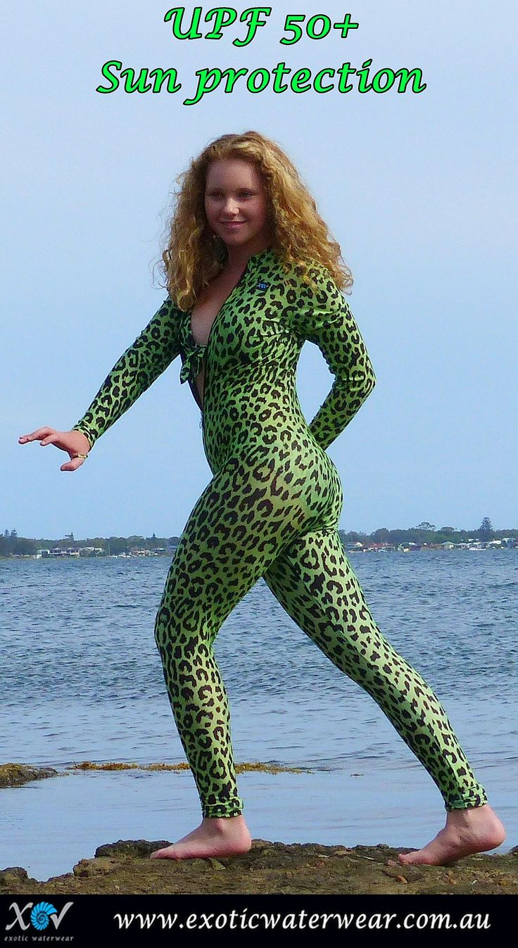 Stinger suit stunner! Sun protection clothing at it's best for all watersports! #stingersuit #sunprotectionclothing